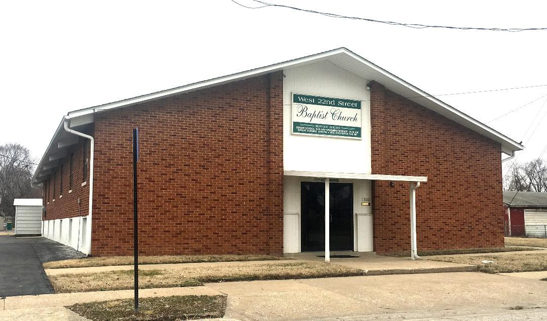 West 22nd St. Baptist Church